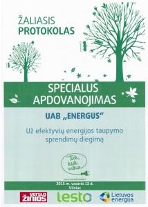 UAB ENERGUS