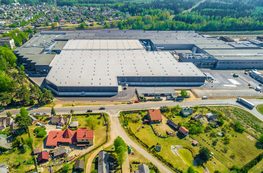 IKEA baldų fabrikas Nr. 1